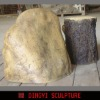 outdoor artificial stone / rock