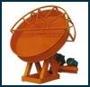 Compound fertilizer pan granulator