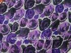 100%polyester chiffon fabric