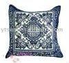 Cushion, decorative cushion, beaded cushion, pillow SS026