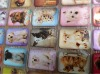 Custom decorative crystal epoxy sticker