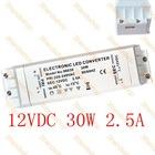 12V/30W constant voltage led driver,AC100-240V input