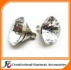 30mm crystal glass sofa button