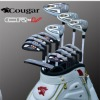 Men's Right Handed AAAA+ Quality Black Golden Cougar CR-V Complete Set Clubs