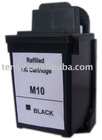 Compatible ink cartridge M10 inkjet printer ink cartridge