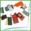 Customized garment paper hang tags