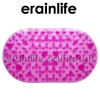 Best Selling Pink Big Bubble PVC Bath Mats