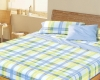 fleece bedding set,4pc bedding set