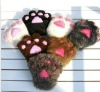 Cuddly 2013 paw gloves ( YJ2099 )