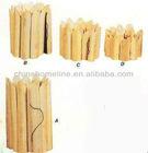 Folding Wood Garden Barrier 54024B