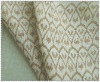 Printed 100% flax linen fabric