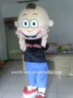 Cartoon character custom made mascot costumes