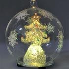 led change color ball christmas gifts