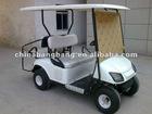 gasoline golf buggy GF005+1, 2 seats