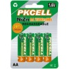 NiZn Rechargeable Battery supplied by battery supplier pkcell buy it now