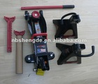 2 ton hydraulic trolley car jack kits