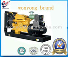 Shangchai diesel generator with soundproof canopy and ATS MCCB protection