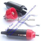 Car Power Cigarette Plug Charger