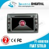 Sharing Digital Easy In Use In Dash Car DVD Player Built-in GPS System for Fiat Stilo