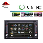 LCD touchscreen car stereo dvd player for universal car