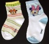cheap good socks kid's sock girl's socks