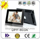 8 inch digital picture viewer target digital photo frames digital photo frame with usb driver