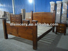 Pine solid wood bedroom furniture set Htzt-142