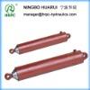 multi-stage hydraulic round cylinders