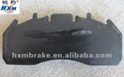 WVA29174 commercial vehicle brake pad for VOLVO RENAULT