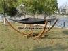 4 foot wooden hammock