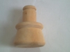 Wooden cover for aroma reed diffsuer