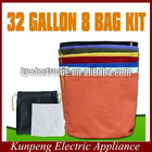 EXTRACTOR herbal 32 GALLON 8 BAG KIT Bubble hash Bags
