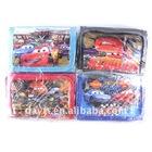 2011 New style cartoon wallet printed wallet D808-4 wholesale & OEM