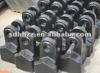 high Mn wear-resistant hammer