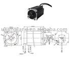 80-90 Seat Brushless DC Motor