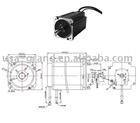 80-90 Seat Brushless DC Motor