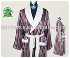 bamboo fiber bathrobe