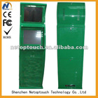 Netoptouch TFT LCD Dual Screen Kiosk