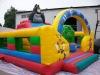 Superhero Inflatable Jumper for kids