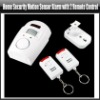 Home Security Motion Sensor Alarm with 2 Remote Control,YCS105A