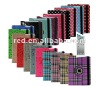 For The New iPad 3 / iPad 2 Stylish 360 Rotating PU Leather Case