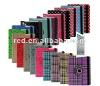For The New iPad 3 / iPad 2 Stylish 360 Rotating PU Leather Case