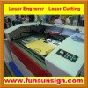Laser engraving machine / Laser cutting machine