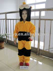 soft short floss toy bee costume