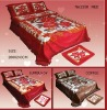 5pcs blanket set
