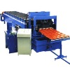 1100 Arc Bias Glazed Tile Roll Forming Machine