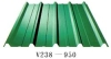corrugated steel tile