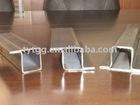 LTZ Shaped Steel Window Profile