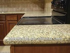 Bathroom Tiger Skin White Granite Vanity Tops