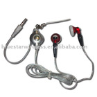 Mobile phone accessory:earphone for Mp3 Mp4 CD DVD mobile phone